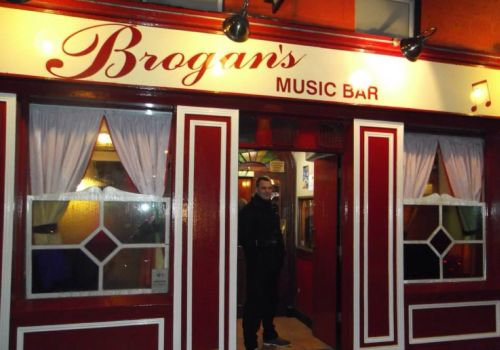 Brogans Music bar