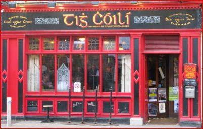 Tigh Coili Pub Galway