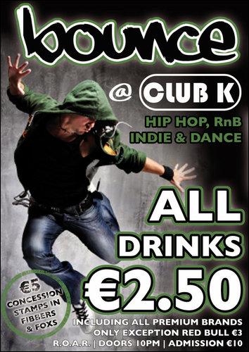 Club K Bounce