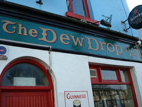 Dew Drop Inn (Myles Lee)