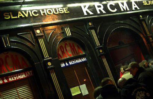 Krcma-Slavic House