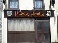 Paddy Fahy