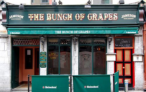 The Bunch of Grapes
